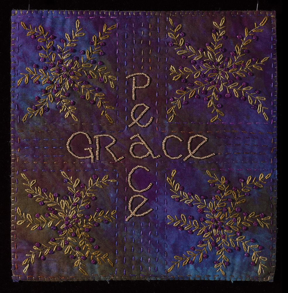 Grace and Peace by Larkin Jean Van Horn